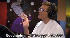 2010 Despicable Me Julie Andrews dubbing Gru's mom