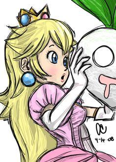 Wii U is in trouble, even if Nintendo is not. Super Smash Bros, Super Mario Art, Super Mario World, Nintendo Characters, Video Game Characters, Metroid, Peach Mario, Princess Toadstool, Nintendo Princess