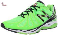 NEW BALANCE m890gy3, Messieurs rembourré chaussures de course, Vert - vert, UK7 - Width 2E - Chaussures new balance (*Partner-Link)