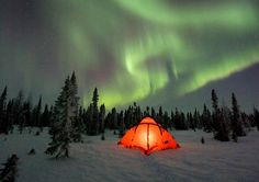 Northern Lights - Greenland