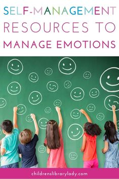 Self-management helps students recognise how different situations influence their behaviour, emotions and judgments. This recognition allows children to respond in constructive ways and regulate their emotions in demanding situations. Click through to find resources to support your students in understanding the importance of self-management. #kidsbooks #picturebooks #kidslit #sel