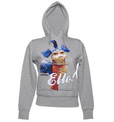 Ladies Worm Ello Labyrinth Hoodie : Main