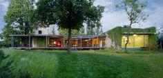 Jodlowa House / PCKO & MOFO | AA13 – blog – Inspiration – Design – Architecture – Photographie – Art