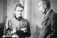 La Nota Curiosa: Sobre cómo Pierre y Marie Curie descubrieron el Polonio - culturizando.com | Alimenta tu Mente