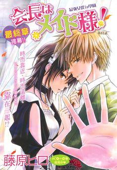 Manga Kaichou wa Maid-sama-  Capítulo 81 Página 2