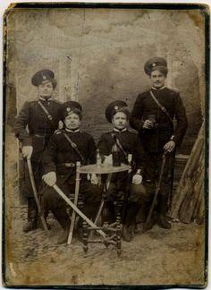 Донские казаки-----Donskie cossacks ( cossacks on river Don )