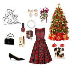 Designer Clothes, Shoes & Bags for Women Opi, Kate Spade, Chanel, Polyvore, Christmas, Stuff To Buy, Design, Women, Fashion