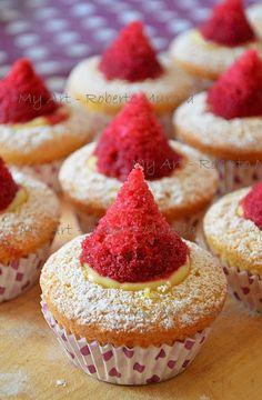 My Art - Roberto Murgia Limoncello, Cupcake, Plum Cake, Italian Cookies, Breakfast Cake, Mini Desserts, Sweet Cakes, Sweet Bread, Burritos