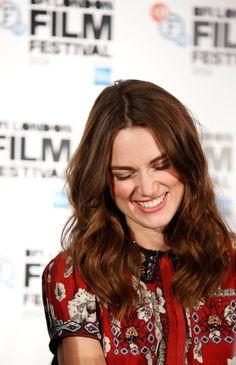 Keira Knightley Photos: 58th BFI London Film Festival