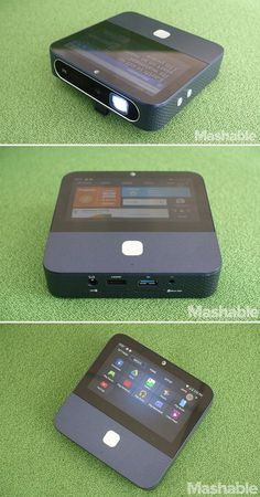 ZTE's Spro 2 smart projector is powered by Android and runs apps right on its 5-inch touc