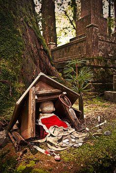 Baby Jizo by The Tea God, via Flickr