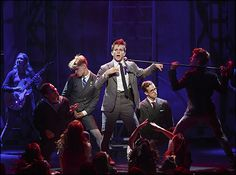 Deaf West Theatre's acclaimed Broadway production of Spring Awakening, which is currently playing the Brooks Atkinson Theatre, will be captured for posterity by New York Public Library's Theatre on Film and Tape archive at Lincoln Center at the performance Dec. 8 at 7 PM.