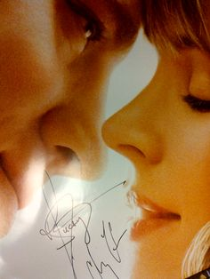 The Vow official poster, SIGNED BY CHANNING TATUM - Repin for a shot at winning! (U.S only).