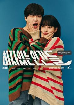 Love with Flaws cast: Oh Yeon Seo, Ahn Jae Hyun, Kim Seul Gi. Love with Flaws Release Date: 27 November Love with Flaws Episodes: Oh Yeon Seo, Ahn Jae Hyun, Hyun Kim, Ver Drama, Drama Film, Kdrama, Ugly Men, Odd Couples, Korean Drama Movies