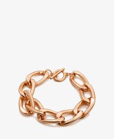 Chain Toggle Bracelet | FOREVER21 - 1021840127