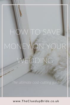 Wedding cost cutting ideas for the bride on a budget. Who says you can't have the most amazing wedding details and suppliers if you're on a budget? Here are some ways to save money and still have the perfect day. Diy Wedding Planner, Wedding Planning On A Budget, Wedding Planning Inspiration, Diy On A Budget, Budget Wedding, Wedding Tips, Wedding Details, Dream Wedding, Wedding Costs