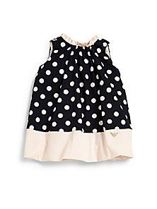 Armani Junior - Infant's Polka Dot Bubble Dress