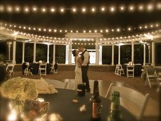 A Private Last Dance At The Beautiful Cypress Grove Park This Orlando Wedding Venue Is One Of Best Outdoor Reception Locations In Central Florida
