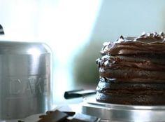 Deník Dity P. - ČOKOLÁDOVÝ DORT S ČOKOLÁDOVÝM KRÉMEM Pudding, Cooking, How To Make, Recipes, Yum Yum, Food, Diet, Fine Dining, Bakken