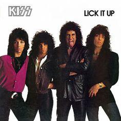 Resultado de imagen de Kiss Lick It Up