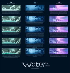 Water Tutorial by MinnaSundberg on deviantART