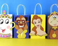 beauty and the beast – Etsy