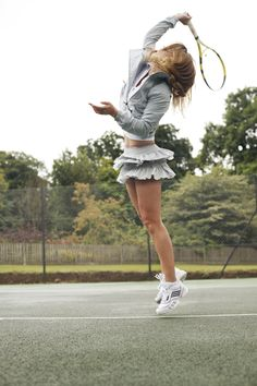 Adidas by Stella McCartney Model : Caroline Wozniacki