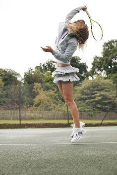 Adidas by Stella McCartney  Model : Caroline Wozniacki