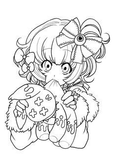 Anime Lineart Anime Malvorlagen Pinterest Anime