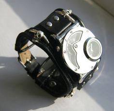 Wrist watch leather bracelet Caribs SALE Worldwide by dganin