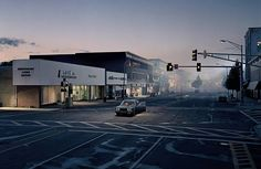 Gregory Crewdson from Beneath the Roses Series.