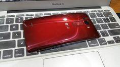 LG G Flex 2 Vulcano Red