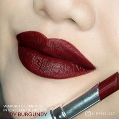 Wonderful Burgundy Lipstick Matte picture3