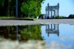 Russia, Stalingrad / Volgograd, Along the Volga Boulevard