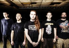 The Faceless - Progressive/Technical Death Metal band from California