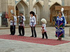Local Folklore in Khiva