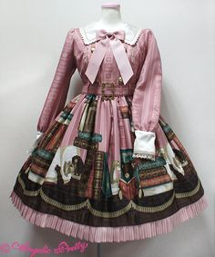 Image result for angelic pretty dolly cross navy jsk