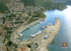 ANTALYA-KAŞ-Yat Limanı