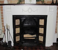 Windsor Electric Fireplace Insert Victorian Fireplace