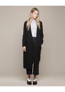 Limi Feu / Long Pleated Jacket