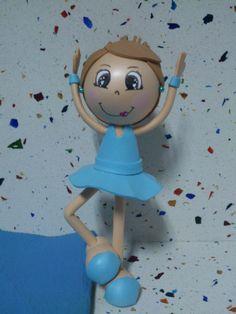 bailarina Jelly Beans