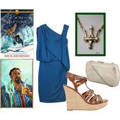 Percy Jackson outfits on Pinterest   Percy Jackson ... Percy Jackson Poseidon Costume