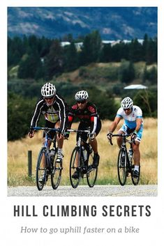 to Get Faster on Hills on Your Bike Want to go faster up hills? The secret might be about your pedaling speed / cadence. Learn more. Want to go faster up hills? The secret might be about your pedaling speed / cadence. Learn more. Bike Rider, Bike Run, Fixed Bike, Fixed Gear, Mountain Bike Shoes, Mountain Biking, How To Get Faster, Cycling Tips, Road Cycling