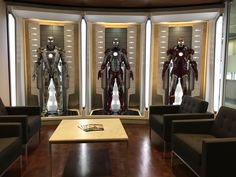 Inside Marvel Studios: Secrets About 'Black Panther,' 'Thor: Ragnarok' 'Spider-Man' & More!  [ad_1]                                                  It's a risk letting anyone see how the superhero sausage is made, but that's exactly what Marvel Studios did when they opened the doors of their offices to a pack of reporters on Monday night for an Open House. The itinerary for ...