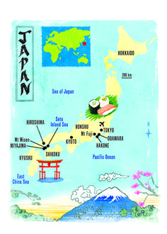 TOURIST ATTRACTIONS MAP IN JAPAN | Map Of Images | 日本に行く in ...