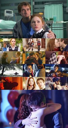 haley—james:  Favorite Amy and Rory Caps - Series 5 Rory: Hey! It's me! Hello! How are you? The reason for this call is because I haven't told you for seven hours  that I love you, which is a scandal, and even if we weren't getting  married tomorrow, I'd ask you to marry me anyway. Yes, I would, because you are smashing!