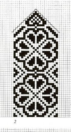 Mönster pattern hjärt-rosa You are in the right place about topflappen stricken perlmuster Here we o Crochet Bookmarks, Cross Stitch Bookmarks, Cross Stitch Charts, Cross Stitch Embroidery, Cross Stitch Patterns, Knitting Charts, Knitting Stitches, Knitting Patterns, Bead Loom Patterns