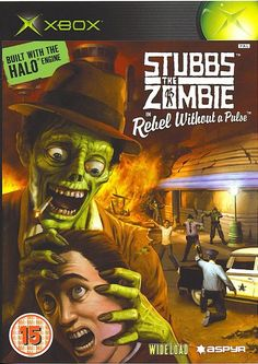 Stubbs the Zombie for the Xbox