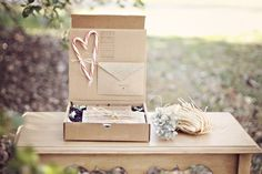 Creative Client Wedding Packaging  Olivia White Photography | Greenville, SC Wedding Photographer