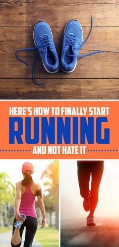 Here's How To Start Running, Stick With It, And Not Totally Hate It #getfit